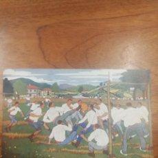 Cartoline: POSTAL JOSÉ ARRUE Y LUX BILBAO NÚMERO DE 13. Lote 280785693
