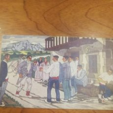 Cartoline: POSTAL JOSÉ ARRUE LUX BILBAO NÚMERO 16. Lote 280787388