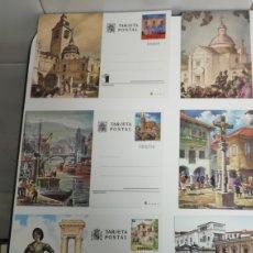 Postales: 38 POSTALES CIUDADES DE ESPAÑA. Lote 294077933