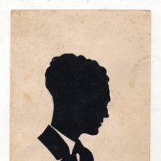Postales: TARJETA POSTAL SILUETA PREFOTOGRAFICA. ALEMANIA. C. 1940. Lote 295031983