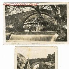 Postales: 2 POSTALES DE CAMPRODON. Lote 9748867