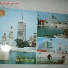 Postales: POSTAL DEL PARQUE DE LA ESPAÑA INDUSTRIAL.. Lote 298446