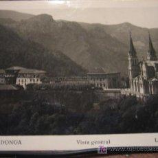 Postales: COVADONGA. Lote 5577561