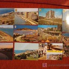 Postales: LOTE DE 21 POSTALES DIFERENTES VER FOTOS. Lote 26947733