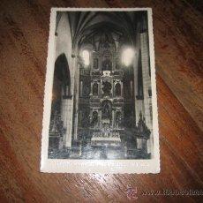 Postales: VICTORIA IGLESIA DE S. MIGUEL . Lote 8631735