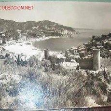 Postales: POSTAL TOSSA DE MAR. Lote 15115278