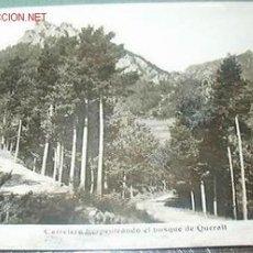 Postales: POSTAL DE BERGA, CON SELLO.. Lote 13738987