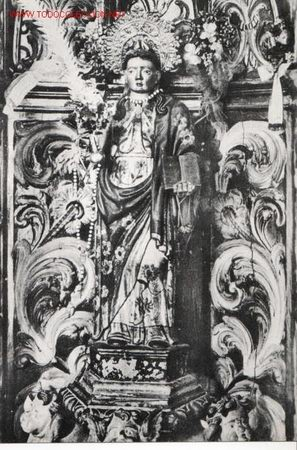 POSTAL DE ERMITA DE SANTA MARIA DE PRATDIP ( TARRAGONA ) Nº 4 (Postales - España - Sin Clasificar Moderna (desde 1.940))