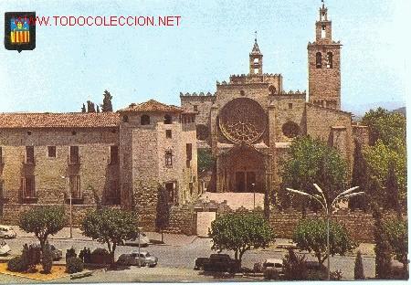 POSTAL DE SANT CUGAT DEL VALLÈS (Postales - España - Sin Clasificar Moderna (desde 1.940))