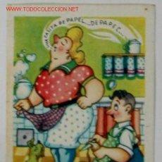 Postales: TARJETA POSTAL HUMOR. Lote 2197069