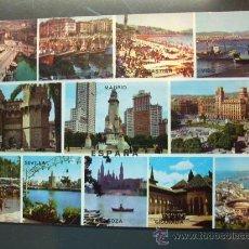 Postales: 4673 ESPAÑA SPAIN ESPAGNE POSTCARD AÑOS 60 - TENGO MAS POSTALES. Lote 20784167