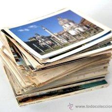Postales: LOTE DE 186 POSTALES DE LOS AÑOS 1960 Y 1970. Lote 27366877