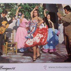 Postales: ESPAÑA TIPICA, ESTAMPA TIPICA, IMAGE TYPIQUE. N° 1764 SAVIR. Lote 26356226