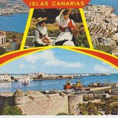 Postales: ISLAS CANARIAS. Lote 26511295