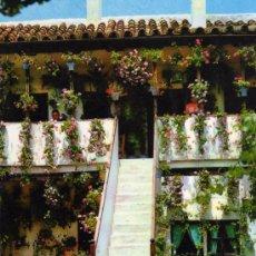 Postales: ESPAÑA Nº 886 PATIO TÍPICA ESCRITA CIRCULADA CON SELLO EDICIONES BEASCOA . Lote 27492326