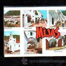 Postales: LOTE DE 12 POSTALES DE MIJAS. Lote 28178350