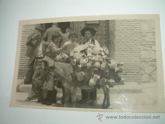 ANTIGUA POSTAL FOTOGRAFICA.....S.UBEDA.-REPORTAGES GRAFICOS - TOLEDO...1956 (Postales - España - Sin Clasificar Moderna (desde 1.940))