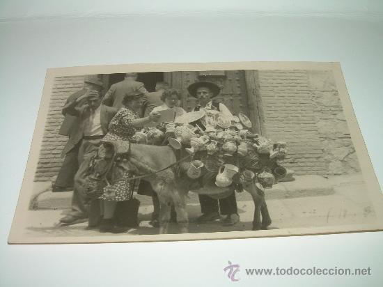 Postales: ANTIGUA POSTAL FOTOGRAFICA.....S.UBEDA.-REPORTAGES GRAFICOS - TOLEDO...1956 - Foto 2 - 29797593