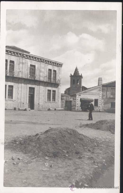 POSTAL DE PUEBLO DE LEÓN- SIN LOCALIZAR (Postales - España - Sin Clasificar Moderna (desde 1.940))