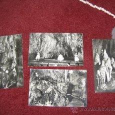 Postales: POSTALES CUEVAS DE NERJA. Lote 31196681