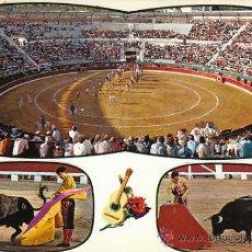 Postales: ESPAÑA, PLAZA DE TOROS, EDITOR: SAVIR Nº 1859, CIRCULADA EN 1967 (VER DORSO). Lote 31810726