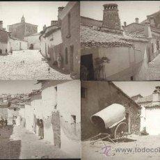 Postales: 8 REPRODUCCIONES DE POSTALES ANTIGUAS PERO SIN LOCALIZAR EL PUEBLO. Lote 33427223