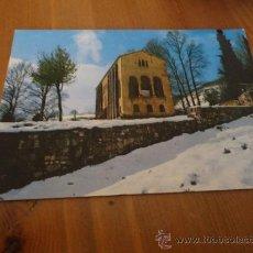 postal n 507 oviedo iglesia de santa maria del naranco nevado.ediciones alce