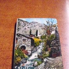 Postales: VALLS D'ANDORRA ACORDEON POSTALES CA. 1970. 20 POSTALES. Lote 34149471
