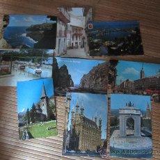 Postales: LOTE POSTALES ANTIGUAS, CIRCULADAS. Lote 35028988