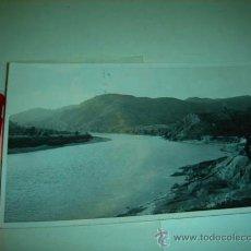 Postales: POSTAL FOTOGRAFÍA EN BLANCO Y NEGRO PAISAJE SIN DETERMINAR.. Lote 35974963