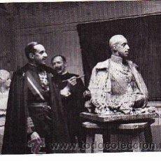 Cartes Postales: MUSEO MARIANO BENLLIURE--EL REY ALFONSO XIII POSANDO PARA BENLLIURE. Lote 36458967