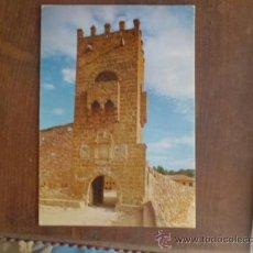Postales: POSTAL MONASTERIO DE PIEDRA Nº 9 TORRE DEL HOMENAJE S XII ESCRITA SIN SELLO A-239. Lote 36603116