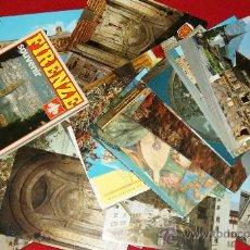 Postales: LOTE 56 POSTALES TURISTICAS, ESPAÑA, SUIZA, ALEMANIA, ITALIA, DINAMARCA, PORTUGAL, ETC., AÑOS 60,70.. Lote 36664344