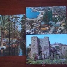 Postales: POSTALES DE MALAGA ( AÑOS 1970 ). Lote 37982920