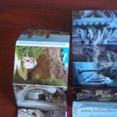Postales: POSTALES DEL MONASTERIO DE SAN JUAN DE LA PEÑA - AÑO 1983. Lote 38889237