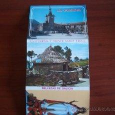 Postales: POSTALES - LA GUARDIA Y MONTE SANTA TECLA - AÑOS 1980 -. Lote 38898966