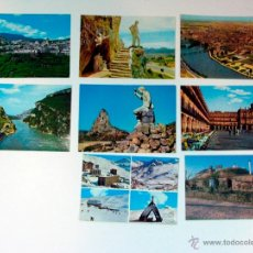 Postales: LOTE DE 8 POSTALES ESPAÑA. Lote 39697289