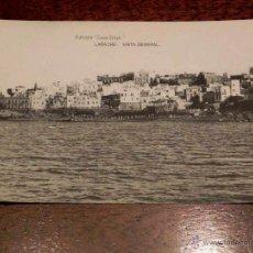 Postales: ANTIGUA POSTAL - PROTECTORADO ESPAÑOL EN MARRUECOS - LARACHE - VISTA GENERAL - EDICION CASA GOYA - H. Lote 39591833