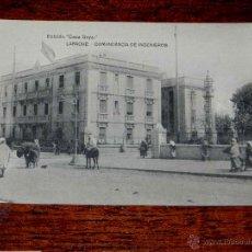 Postales: ANTIGUA POSTAL - PROTECTORADO ESPAÑOL EN MARRUECOS - LARACHE - COMANDANCIA DE INGENIEROS - EDICION C. Lote 39591837