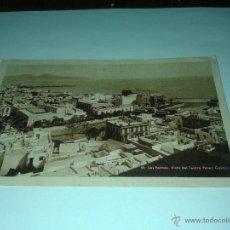 Postales: POSTAL DE LAS PALMAS.TEATRO PEREZ GALDOS.AÑOS 40 CIRCULADA.BAZAR ALEMÁN.. Lote 40393359