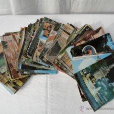 Postales: LOTE DE 100 POSTALES DE CIUDADES Y PUEBLOS ESPAÑOLES. AÑOS 60-70.. Lote 40898931