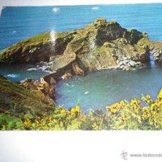 Cartoline: POSTAL SAN JUAN DE GAZTELUGATXE, SIN CIRCULAR AÑOS 60. Lote 163314773