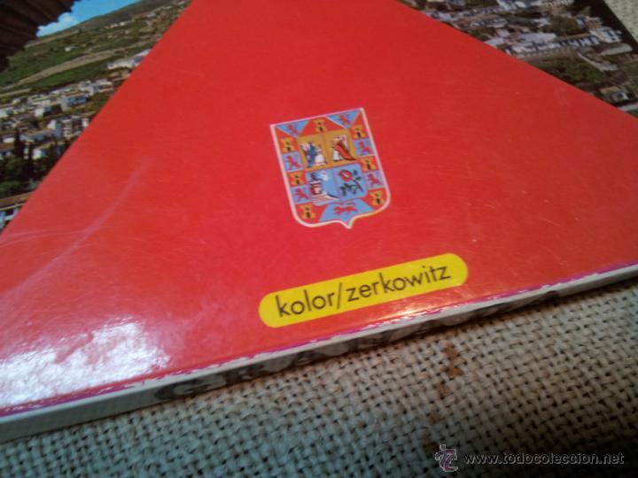 Postales: lote postales librillos acordeon .GRANADA .MALAGA, CORDOBA - Foto 3 - 41802250
