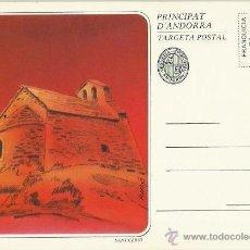 Postales: TARJETA POSTAL. ESPAÑA. PRINCIPADO DE ANDORRA. SANT CERNI.. Lote 42047748