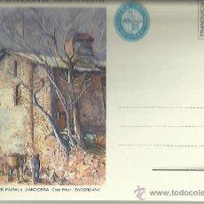 Postales: TARJETA POSTAL. ESPAÑA. PRINCIPADO DE ANDORRA. CASA RIBOT- ENGORDANY.. Lote 42047837