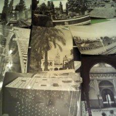 Postales: LOTE DE 20 POSTALES ANTIGUAS DE CIUDADES DISTINTAS Y SIN USAR. Lote 42254627