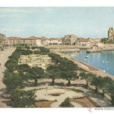 Postales: POSTAL CASTRO URDIALES AÑO 1958 SIN CIRCULAR EDITA MANIPEL. Lote 42310757