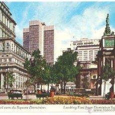 Postales: POSTAL MONTREAL CANADA CIRCULADA SELLO. Lote 42310905