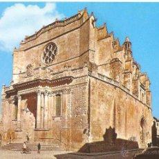 Postales: POSTAL MENORCA AÑOS 60 CATEDRAL SIN CIRCULAR. Lote 42403367