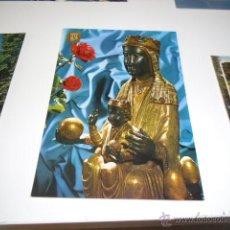 Cartoline: POSTAL MONTSERRAT LA SANTA IMAGEN . Lote 84765922